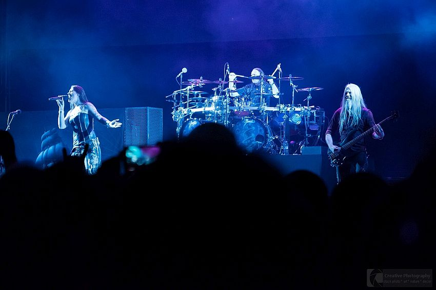 Nightwish concert in Kosice
