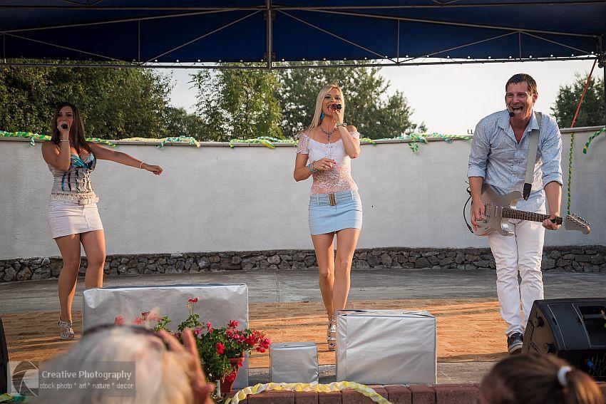 Cairo concert with Skinti Csaba, Darvas Emese and Kocsis Klaudia in Somotor, Slovakia, 2018