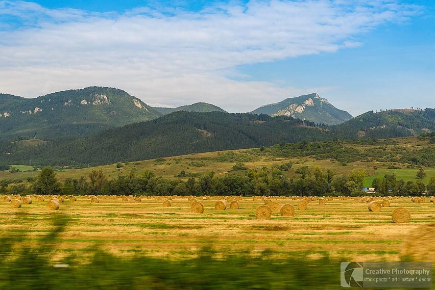 Landscape from Slovakia